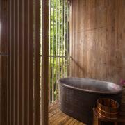 露天風呂付客室旅館